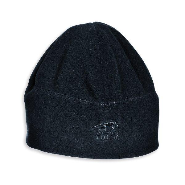 TT Fleece Cap - Fleece Mütze-schwarz