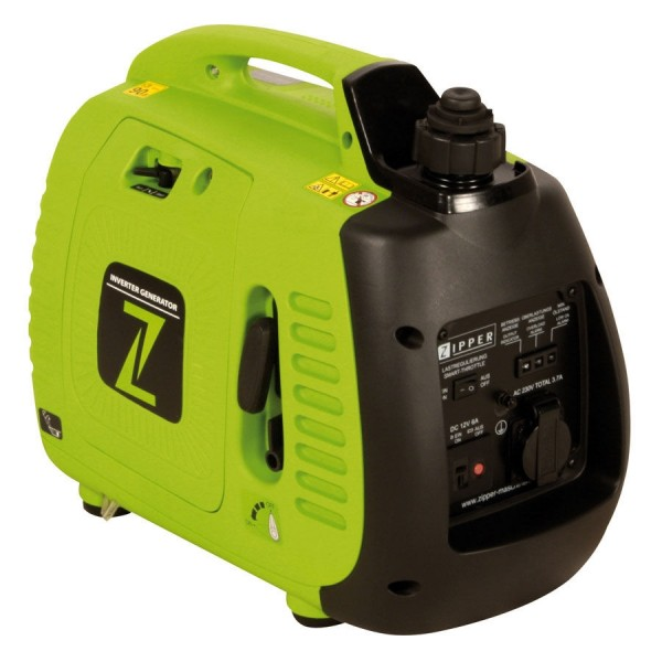 Stromerzeuger Inverter ZI STE 2000 IV 1700W Generator