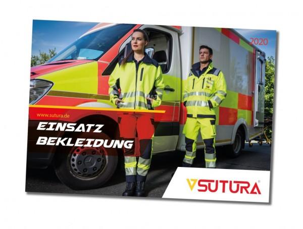 SUTURA Print-Katalog 2020 Einsatzbekleidung