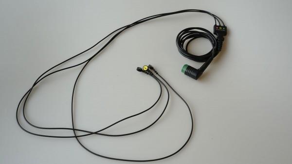 EGK-Extremitäten-Kabel von Physio Control,gebraucht