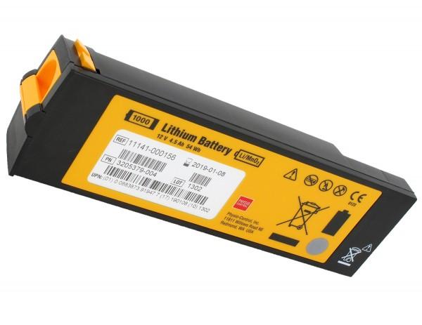 LIFEPAK 1000 Ersatzbatterie LithiumIonen Batterie - nicht aufladbar