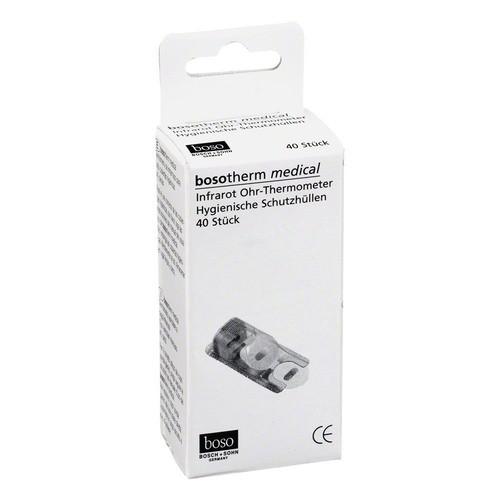 Einmalschutzhüllen für Bosotherm Ohrtermometer 40Stk
