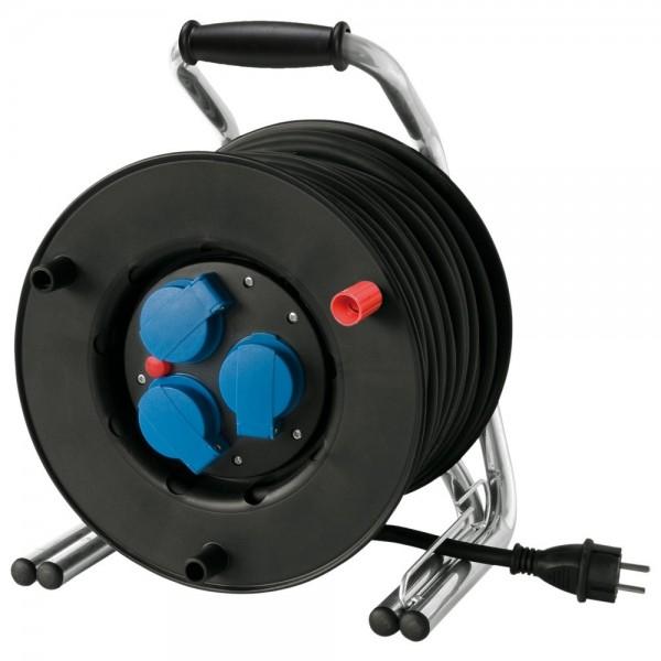 Leitungsroller Spezialkunststoff 230 V, 25 m, H07RN-F3G1.5