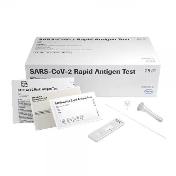 Roche SARS-CoV-2 Rapid Antigen Laien-Test Nasal