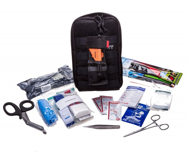 TacMed Personal First Aid Kit im TacPouch 7