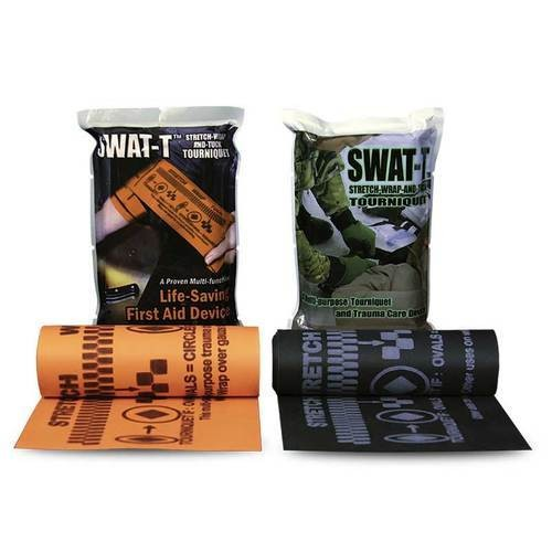 SWAT-T Tourniquet schwarz oder orange
