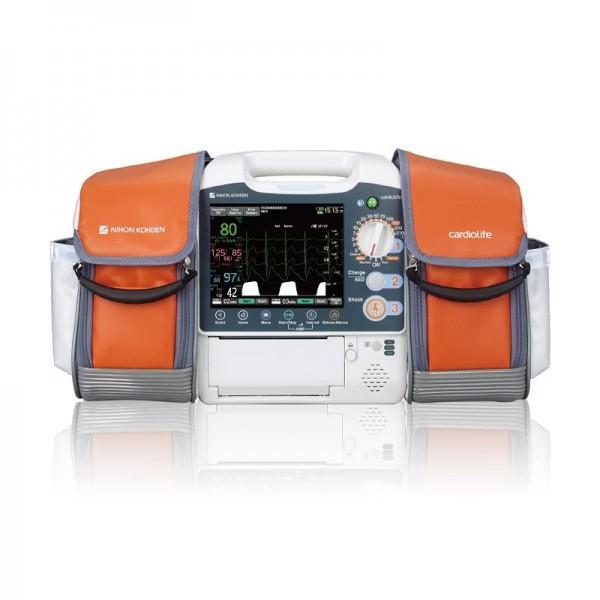 NK Cardiolife EMS 1052 - EKG/Defibrillator Einheit für den Rettungsdienst
