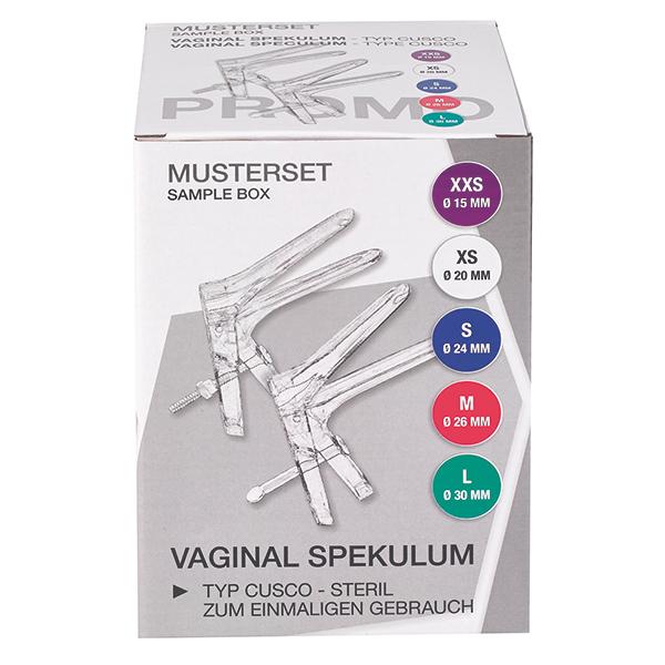 Mediware Vaginal Spekulum - verschiedene Größen