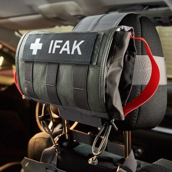 Tasmanian Tiger TT Head Rest IFAK Tasche für Kopfstütze