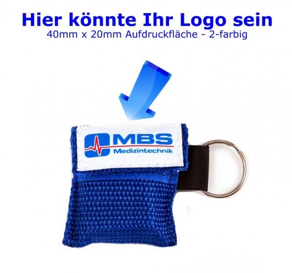 MBS LIFEKEY mit Ihrem individellen Logo ab 500 Stk Abnahme