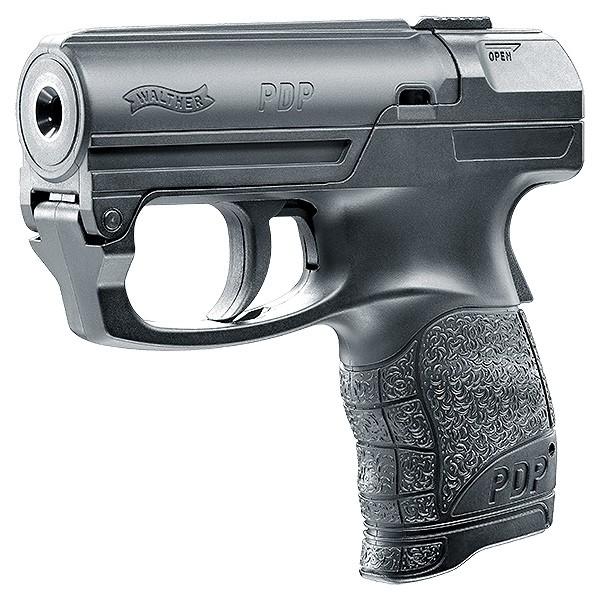 Walther Personal Defense Pistol Pfeffer-Spray schwarz