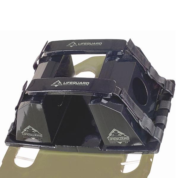 LIFEGUARD Tactical Headfix Universal Kopffixierung Standard schwarz