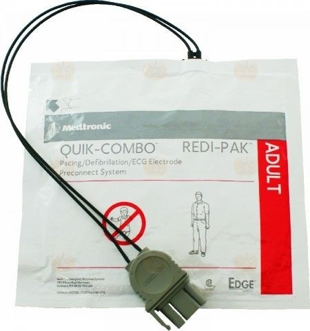 Quik-Combo Elektroden REDI-PAK System für Physiocontrol Geräte