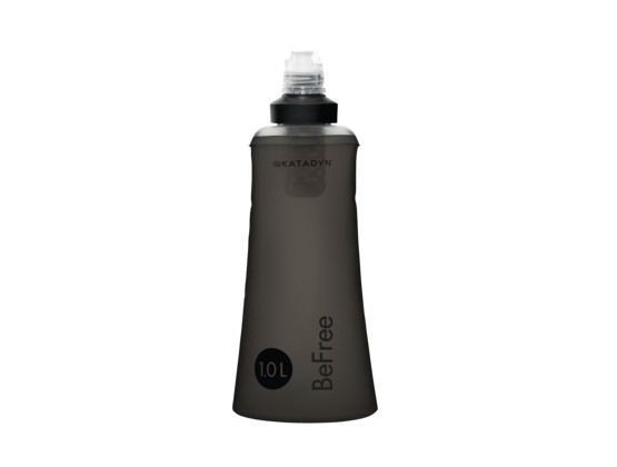 Katadyn BeFree Water Filtration System 1.0L Tactical