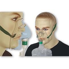 Hyperventilationsmaske für Erwachsene (Sauerstoffmasken)