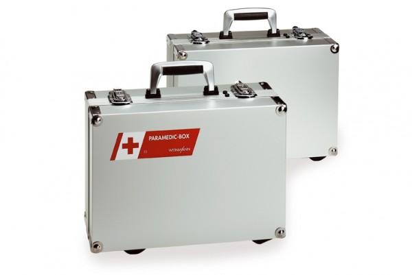 Notfallkoffer WEINMANN PARAMEDIC BOX - Aluminium - leer