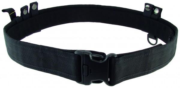 Rettungsdienst BLACK Koppel - mit Ober- und Untergürtel
