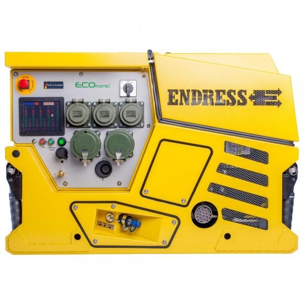 Endress Stromerzeuger DIN 14685-1 ESE 1408 DBG ES DIN SuperSilent