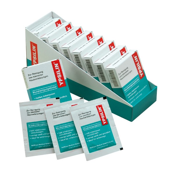 YPSILIN® Wundreinigungstücher 5 Stück