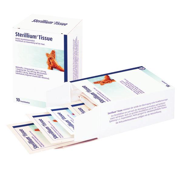 Sterillium® Tissue Desinfektionstücher