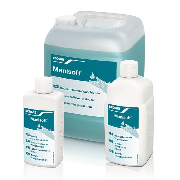 Manisoft 500ml zur medizinischen Handreinigung Waschlotion