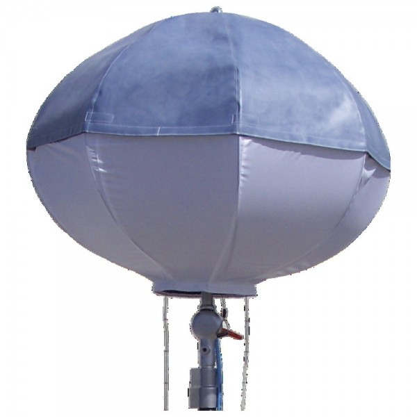 Powermoon Einsatzstellenbeleuchtung LEDMOON, Typ 600 mit Transporttasche