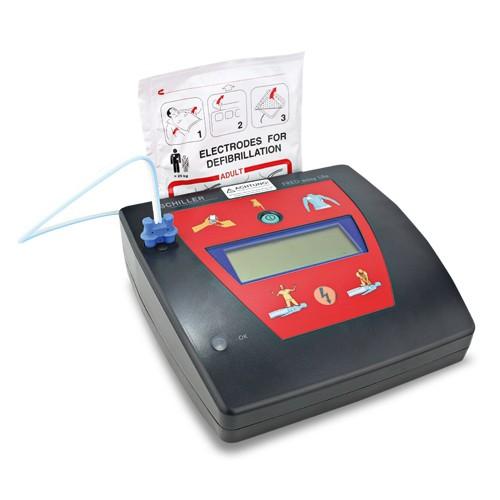 SCHILLER FRED easy life AED Halbautomatischer Defibrillator