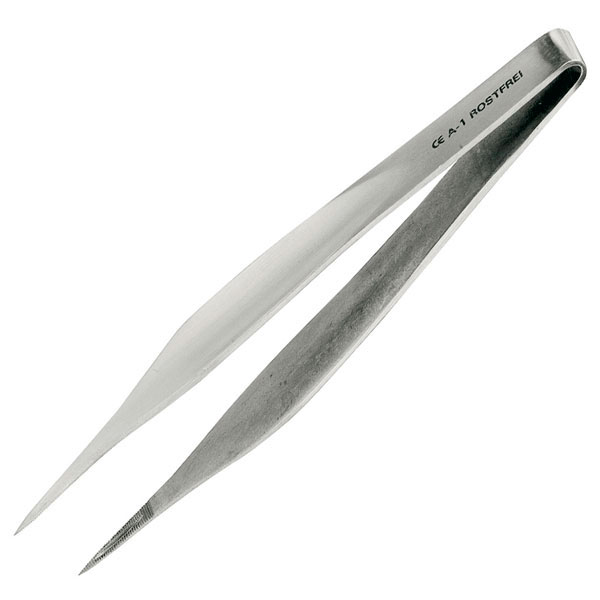 Splitterpinzette nach Feilchenfeld 11,0 cm