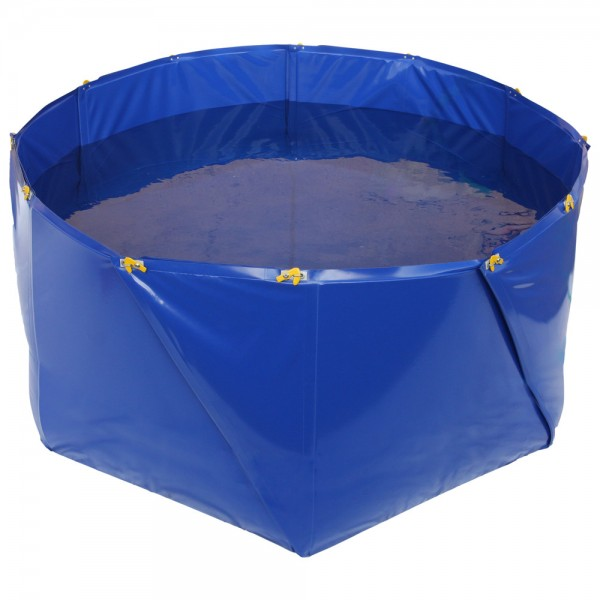 ECCOTARP HEXAGON Wasserbehälter Auffangbehälter Faltbehälter 2000 Liter