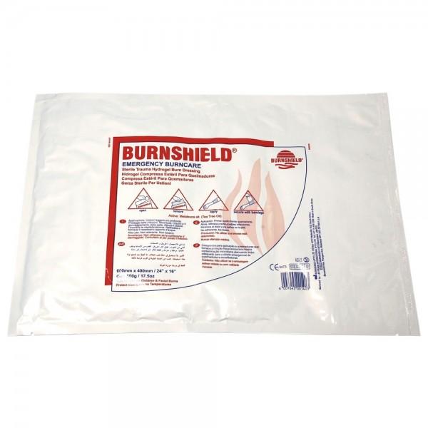 BURNSHIELD sterile Brandwunden Kompresse 40x60 cm