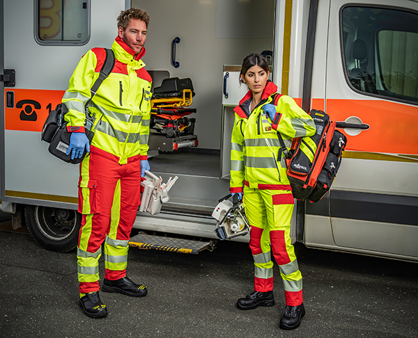 Rettungsdienstbekleidung