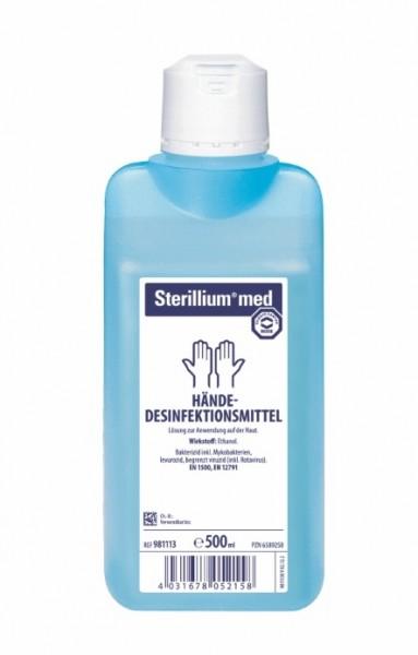 Sterillium® med Händedesinfektion 500ml