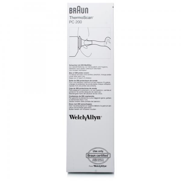 Einmal-Schutzkappen/Ohrtips für Braun Thermoscan PRO6000