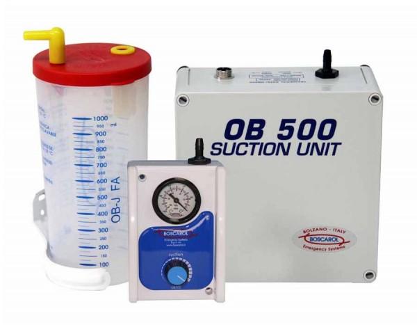 BOSCAROL OB500 - stationäre Absaugpumpe