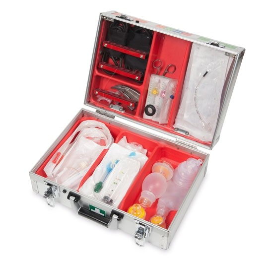 Notfallkoffer Kind/Baby - DIN 13232 Modul C - ULMER Koffer Baby