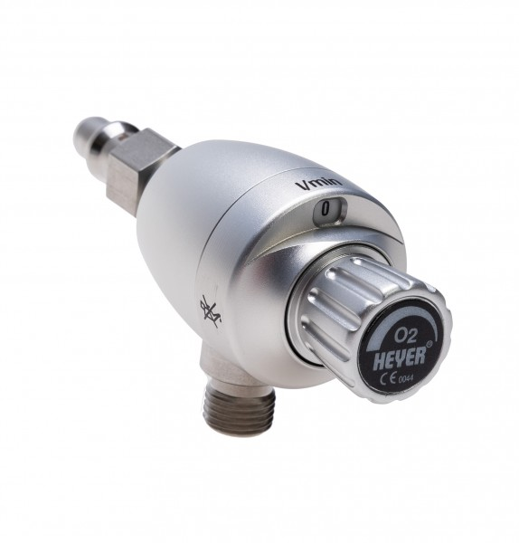 MBS ZGA Flow-Meter regelbar von 0 bis 15 Liter/min