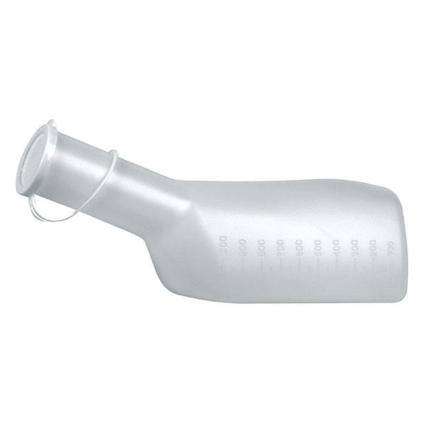 MBS Urinflasche für Männer eckig