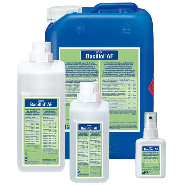 Bacillol AF Flächendesinfektionsmittel 500ml