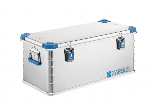 ZARGES Euroboxen - Aluminium Transport Kiste - 81 Liter