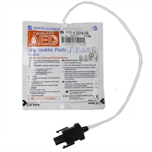AED Multifunktionselektroden für Erw. und Kinder Nihon Kohden