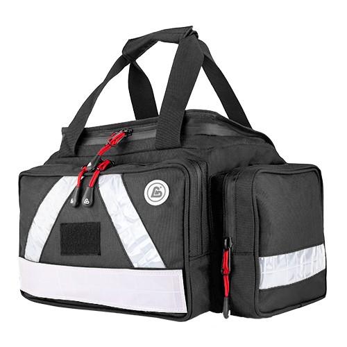 Notfalltasche MBS FREE PRO-X Waterstop schwarz mit Füllung Tactical First Aid Responder
