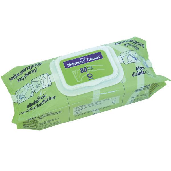 Microbac Desinfektionstücher