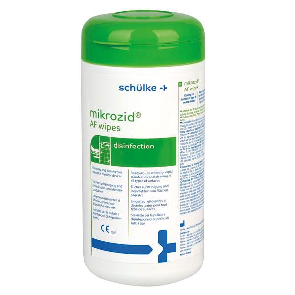 Schülke Mikrozid® AF Wipes