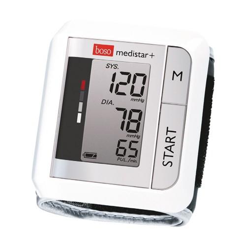 Elektronisches Blutdruckmessgerät BOSO MediStar +