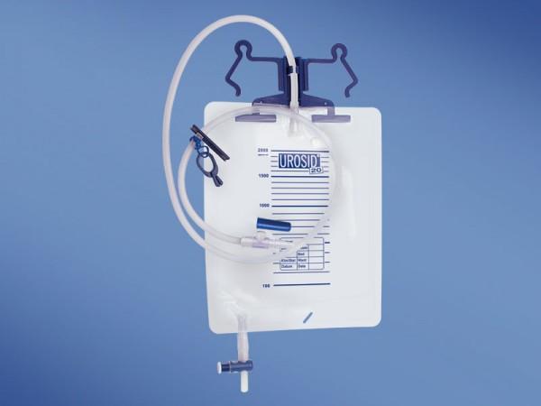 UROSID® 20 – Urinbeutelsystem mit hervorragender Ausstattung