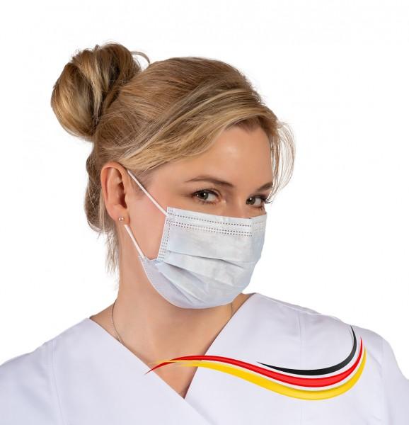 OP-Gesichtsmaske Typ II - Mundschutz Packung a 50 Stk - made in Germany