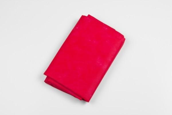Einmaldecke 200g rot mit Zellstofffüllung - 100 Stk