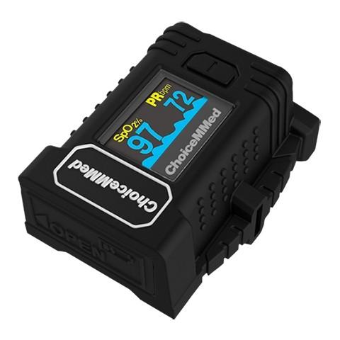 Fingerpulsoximeter MBS Oxywatch Softcase