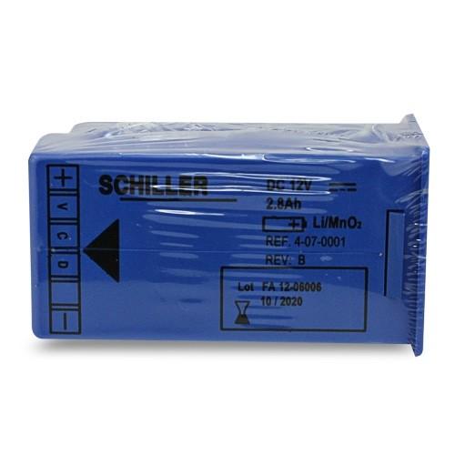 Lithium-Batterie Schiller FRED easy