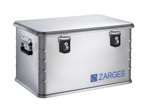 Zarges Box Aluminium Box - 60 L, 'Mini Plus'
